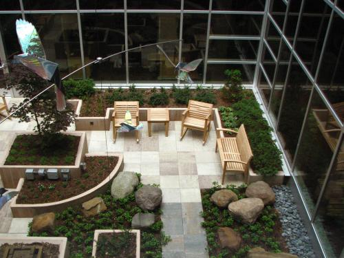 Commercial Indoor Landscaper/Design Stone and Pave ment